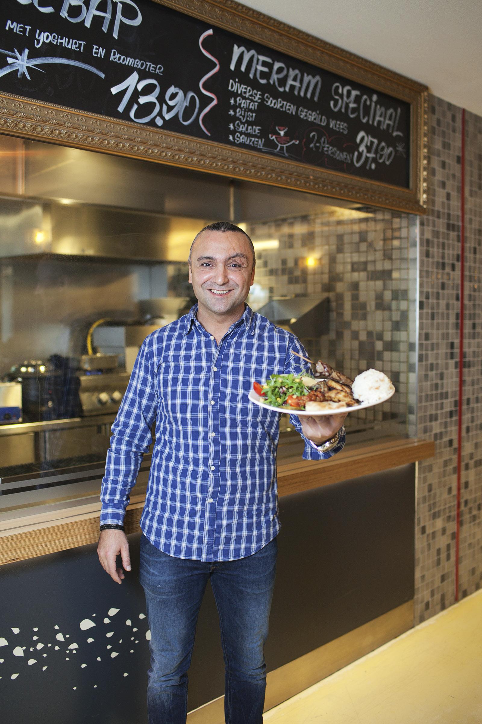 Meram restaurant for Meram rotterdam zuid